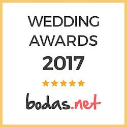 wedding awards bodas.net 2017