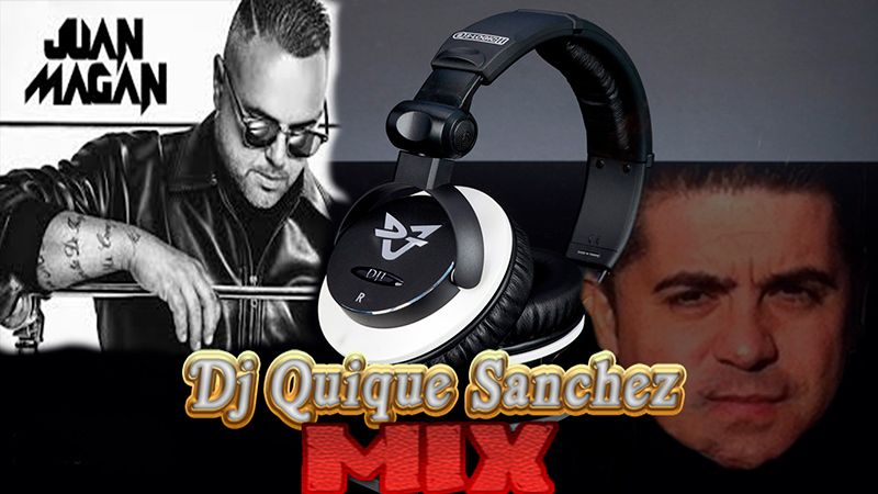 Mix de Juan Magan Un mix con sus grandes éxitos
